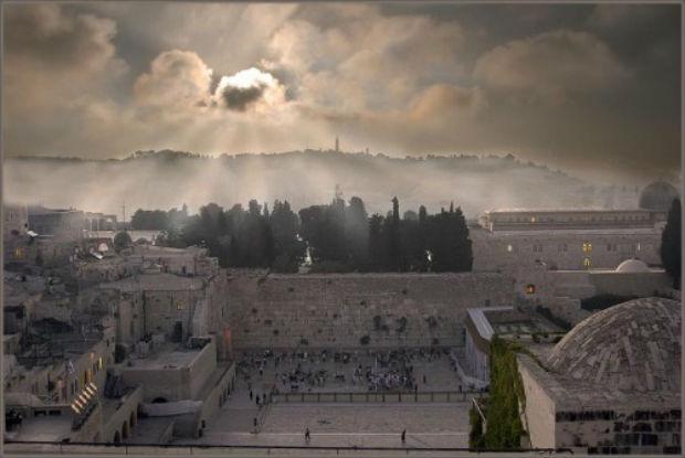 Le Mont du Temple à Jérusalem est juif