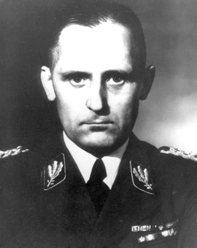 L'ancien chef de la Gestapo enterré dans un cimetière juif à Berlin