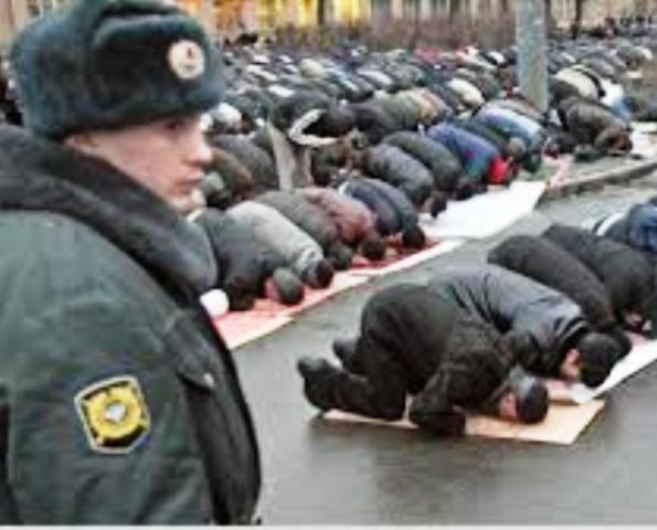 Vers une Russie musulmane?  Des bouleversements démographiques conséquents et une forte minorité musulmane.