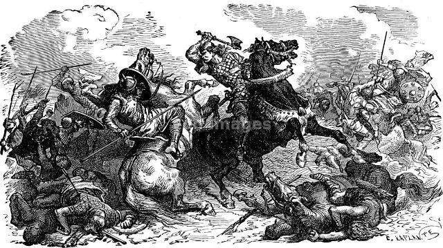 Le Présent au regard de l'Histoire : L'Occident évince l'Islam à La Bataille de Tours –  Par Raymond Ibrahim