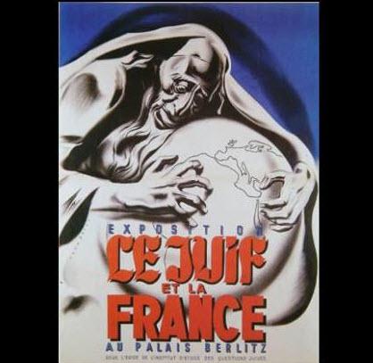 Malgré la poussé du FN en France, voici pourquoi les Juifs ne pourront jamais voter FN, la preuve en image…