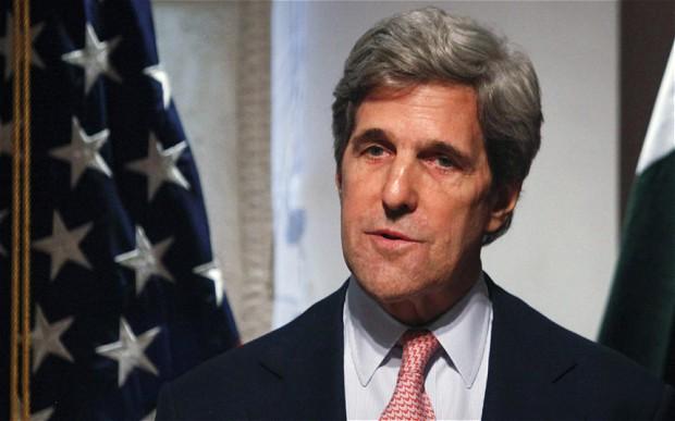 Diplomatie au Moyen Orient: Kerry devient insultant envers Israël