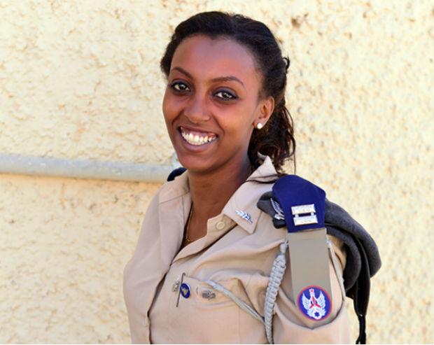 Israël : Les officiers d'origine éthiopienne mises à l'honneur pour la fête du Sig'd