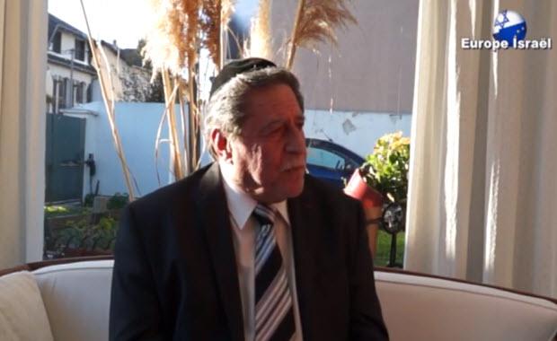Vidéo: Entretien avec Sammy Ghozlan, président du Bureau National de Vigilance Contre l'Antisémitisme
