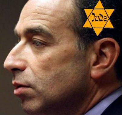 Copé victime d'antisémitisme sur la page Facebook d'un cadre FN
