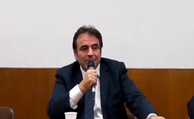 Conférence Joël Mergui sur le Consistoire