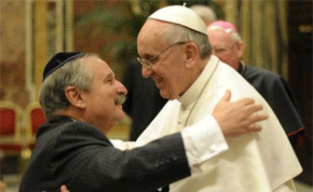 Chrétiens et Juifs ont tout intérêt à mieux se connaître par l'Abbé Alain Arbez