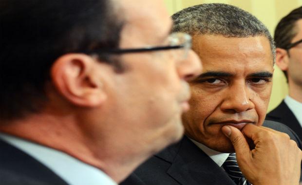 La visite de Hollande est passée. La trahison commise par Barack Obama restera