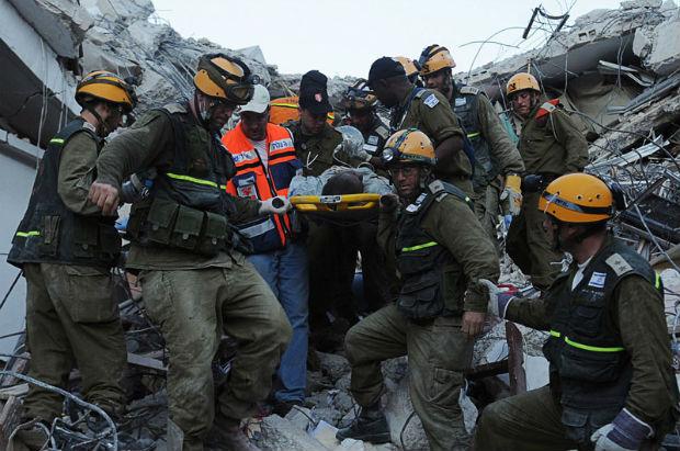 Israël : Tsahal part aider les Philippines