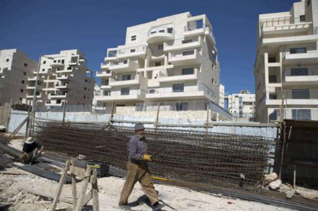 Conformément au Droit international, Israël va construire 1730 logements au delà de la ligne de 1967
