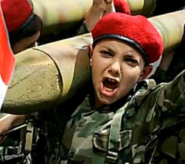 VIDÉO – Le Hezbollah viole la Convention Internationale des Droits de l'Enfant