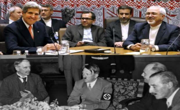 Genève 2013 : pire que Munich 1938 par Guy Millière