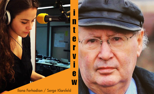 Serge Klarsfeld: «quand on commence à critiquer les juifs, ça se termine par des massacres»