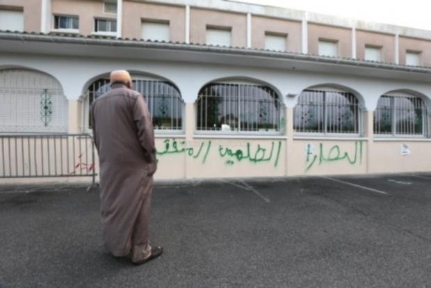France: l'islam crée l'islamophobie, cas de l'imam taggeur