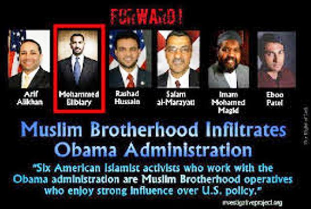 La Maison Blanche infiltrée par les Frères Musulmans : le cas Mohamed Elibiary