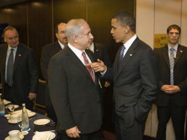 Obama s'en prend à Israël  par Daniel Pipes