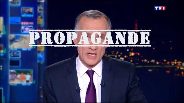 Message aux français: Ne croyez pas à la propagande de TF1