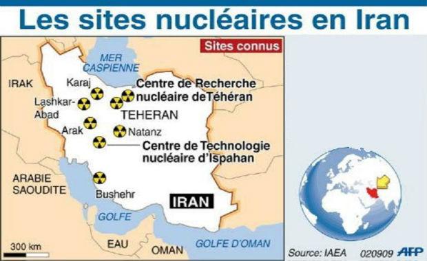 Nucléaire iranien : la France doute des bonnes intentions de Téhéran