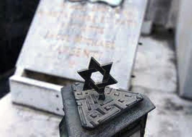 France : des centaines de dépouilles exhumées de tombes juives sur le point d'être incinérées.