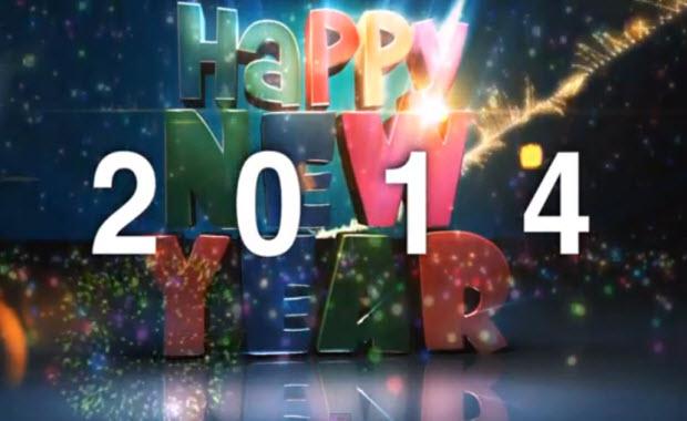 Europe Israël vous souhaite une bonne année 2014 !