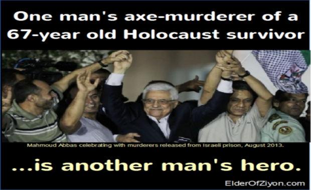 Le répugnant Mahmoud Abbas par Guy Millière