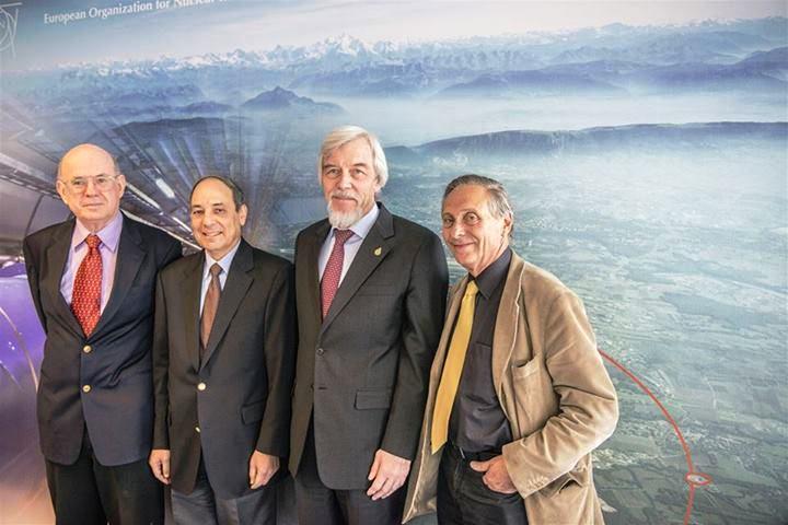 Israël : Le premier nouvel état membre du CERN depuis 1999. Le premier état non-européen à devenir membre du CERN