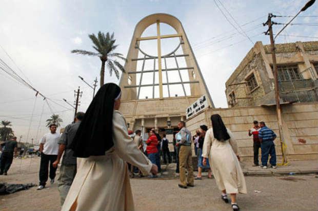 Bagdad, Noël dans le sang pour les Chrétiens