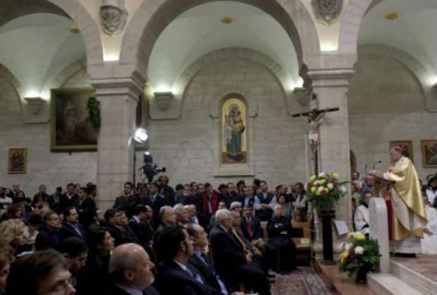 En peu de temps, les Palestiniens ont chassé les chrétiens de Bethléem