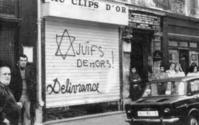 En supprimant la définition de l'Antisémitisme, l'Europe l'encourage