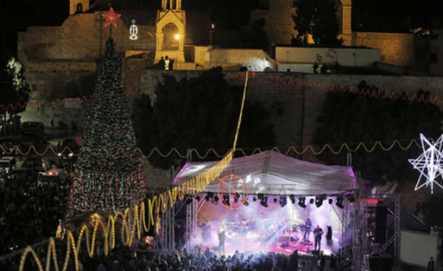 Les médias ne le diront pas: à Noël, Israël organise la visite de Bethléem aux Chrétiens de Judée Samarie et Gaza