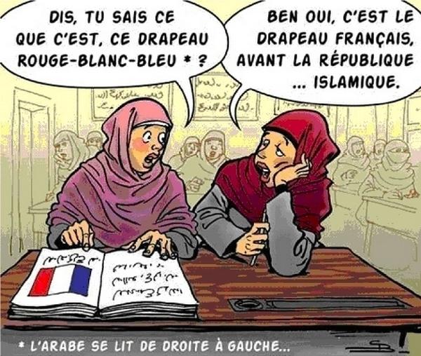 """Résultat de recherche d'images pour """"photo islamisation europe"""""""