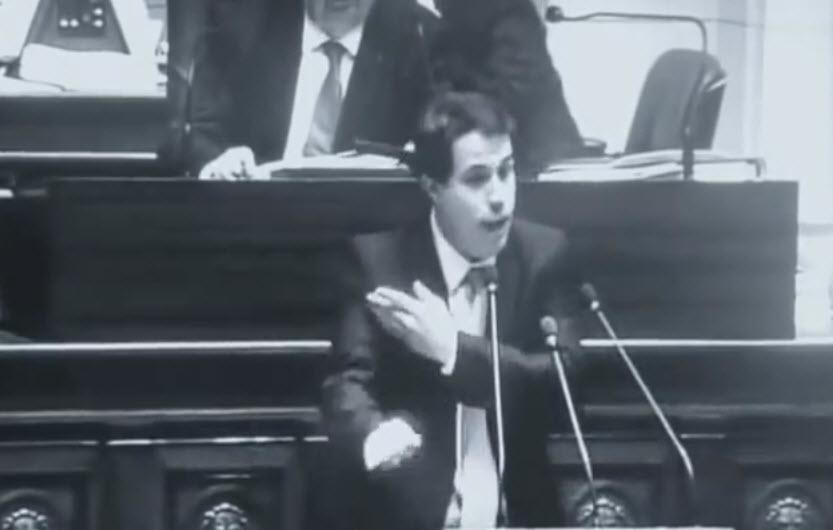 Communiqué d'Europe Israël suite aux propos résolument antisémites tenus par Laurent Louis au Parlement Belge