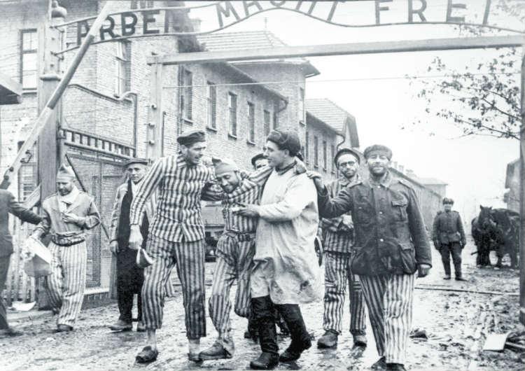 27 janvier 1945 la libération d'Auschwitz