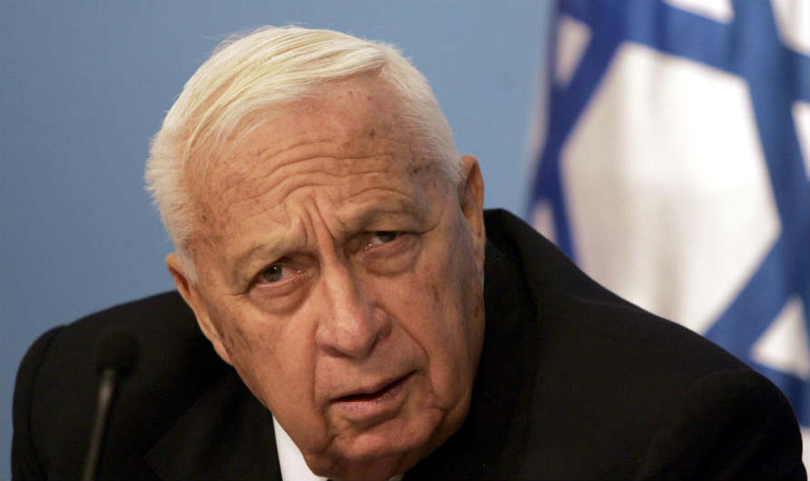 Israël: Les Testaments d'Ariel Sharon