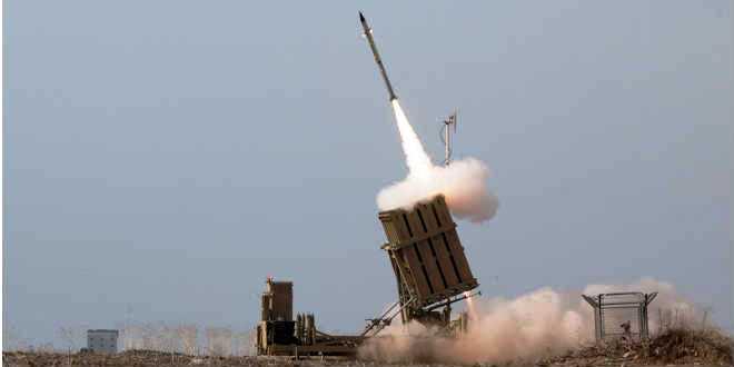 [Vidéo] Attaque iranienne : 20 roquettes ont été lancées par les Forces Al-Qods sur les hauteurs du Golan, aucun blessé