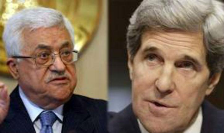 « Palestiniens » : Le Fatah veut traduire Kerry devant le CPI pour menace de mort contre Abbas