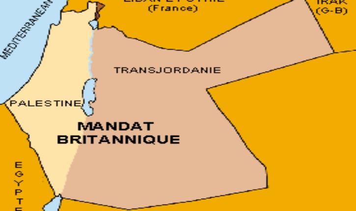 Légitimité d'Israël : la déclaration Balfour, le document original