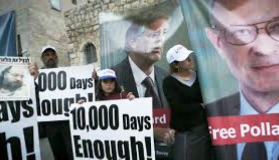 L'aveu : antisémitisme de la C.I.A. dans «l'affaire Pollard»