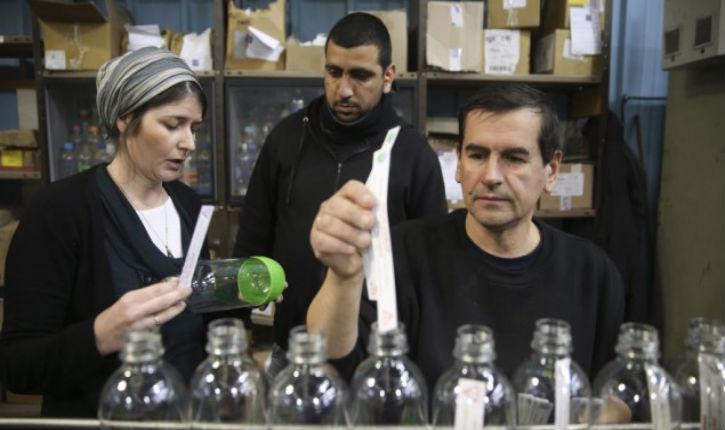Faites le Buzz contre le Boycott – Les Palestiniens de SodaStream espèrent que leur bulle n'éclatera pas