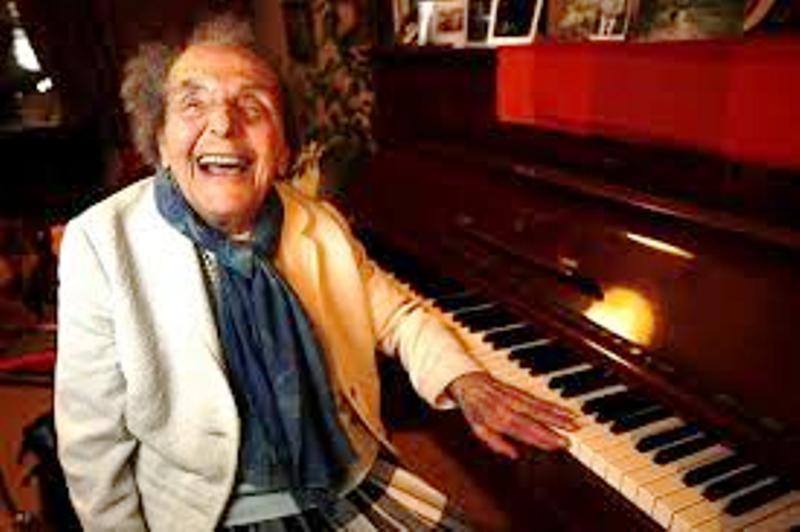 Alice Herz-Sommer, la plus vieille survivante de l'Holocauste est décédée ce dimanche à Londres.