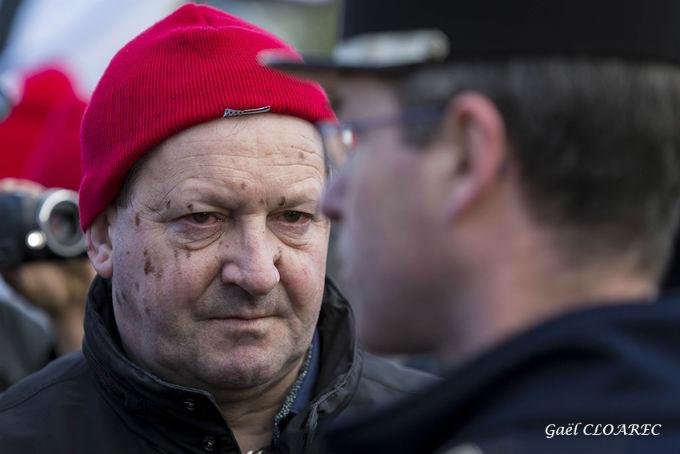 Bonnets Rouges : la détermination se renforce en Bretagne