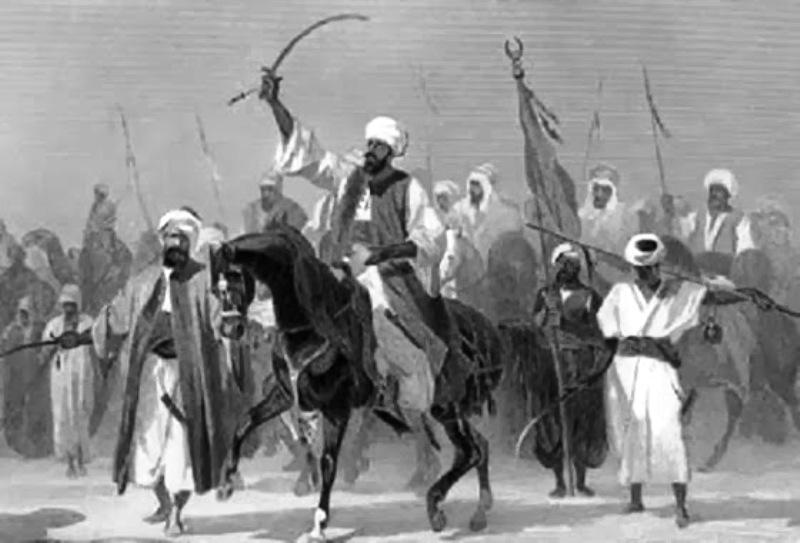 A la conquête du monde : Le «Waqf», l'expansionisme arabo musulman. Par A.K.
