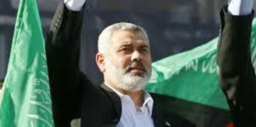 Huit ans, huit citations du leader du  Hamas Ismail Haniyeh