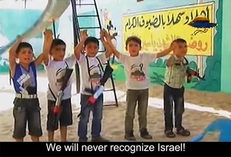 L'UNRWA au pied du mur : Selon Hamas, l'enseignement des droits de l'homme est en contradiction avec la culture islamique «palestinienne».