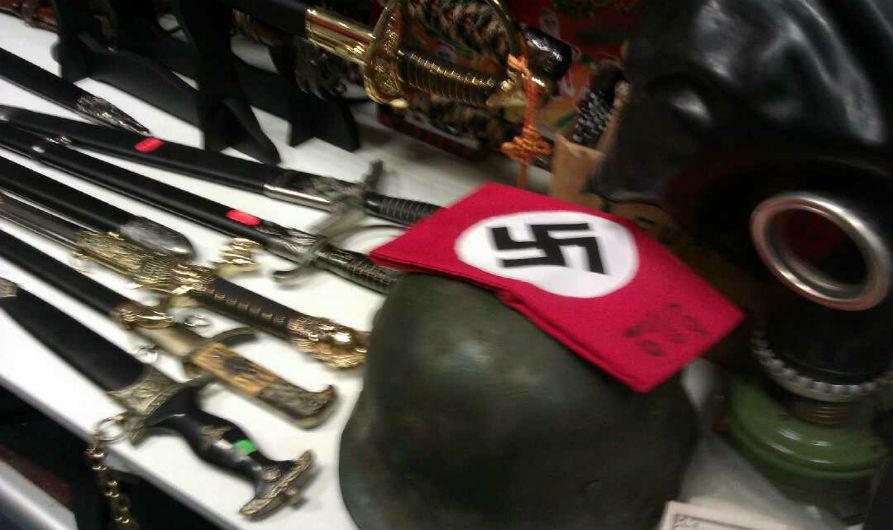 Tallinn, Estonie, antisémitisme ordinaire pour touristes
