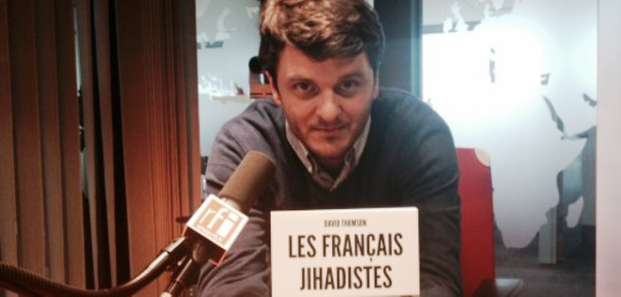 « Les Français djihadistes », interview de David Thomson