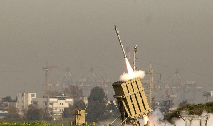 La «main de Dieu» dévie une roquette du Hamas, sauvant des centaines d'Israéliens