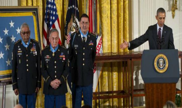 États-Unis : privés de «Medal of Honor» parce que Juifs ou…