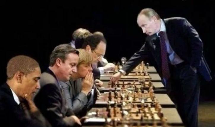Pourquoi Poutine est-il intervenu en Crimée ? par Guy Millière