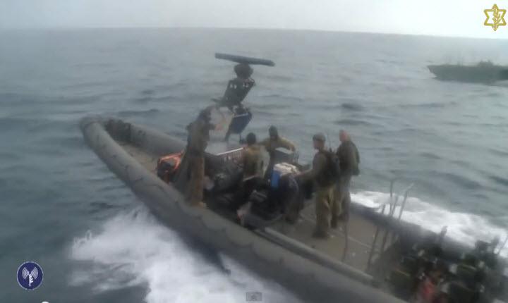 Vidéos: Itinéraire de la filière iranienne du cargo remplit d'armes intercepté par Israël